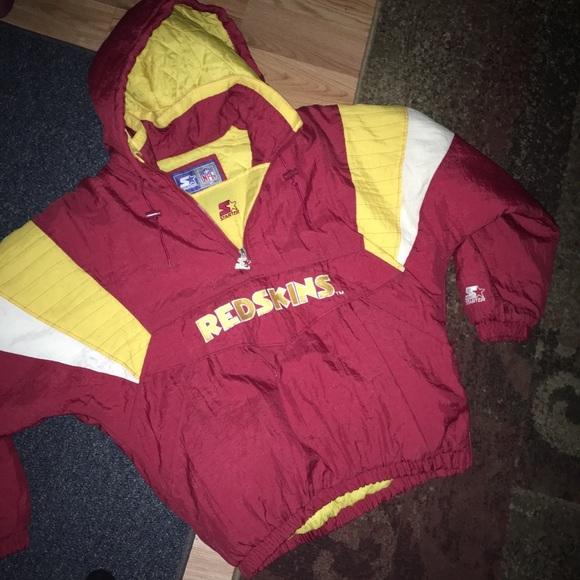 af105eaa2 Vintage Washington Redskins Starter jacket. M 5a35d7ce9d20f0555502f760